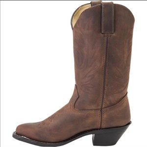 "DURANGO | Women's 11"" Westn Shaft Cowboy Boots 7.5"